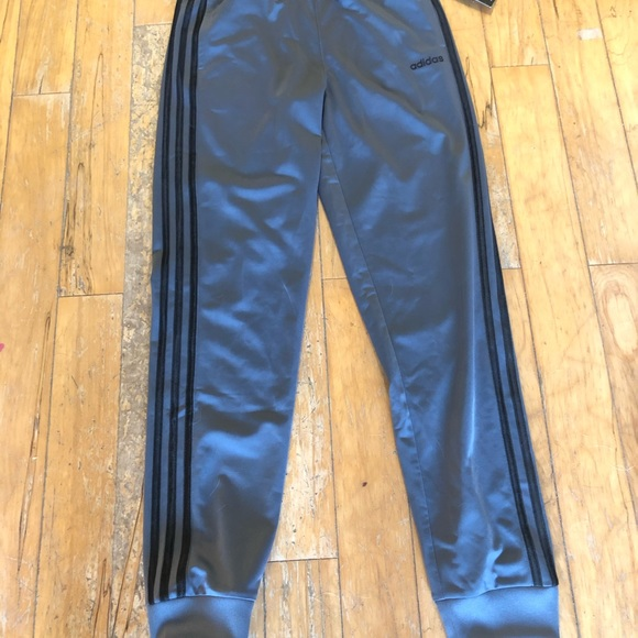 New adidas sweat pants size L/G kids